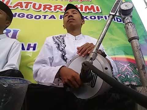 Darbuka NUFA PP. AL-FALAH Dempo Barat