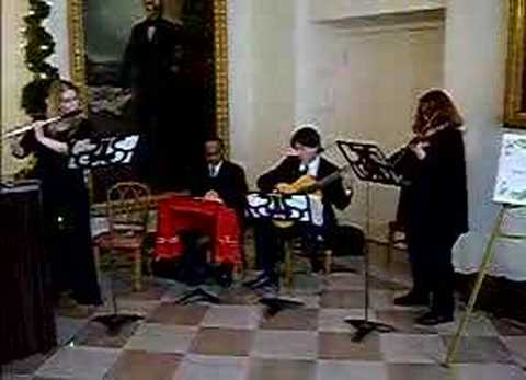 Christmas music at the white house 2005 youtube for House music 2005