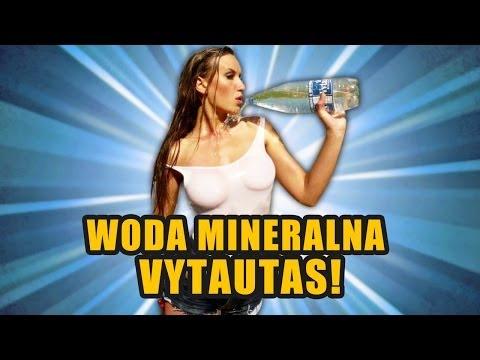 Woda mineralna Vytautas! | Vytautas: polish version