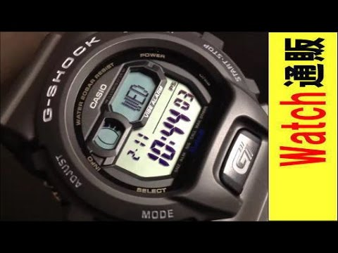 how to set hands on g shock g300
