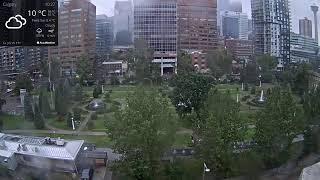 Preview of stream Central Memorial Park, Calgary, Canada