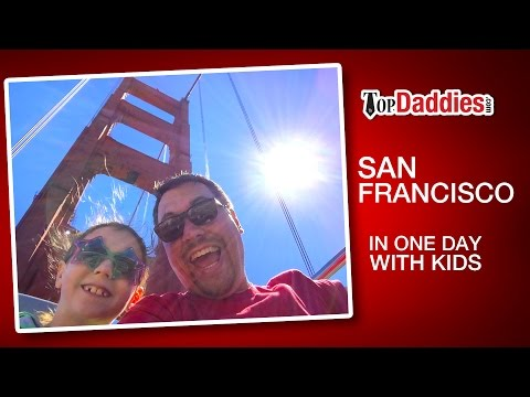 Visit San Francisco In One Day With Kids! Travel Review