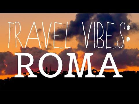 ROMAN HOLIDAY | TIMELAPSE | Travel Vibes: Rome