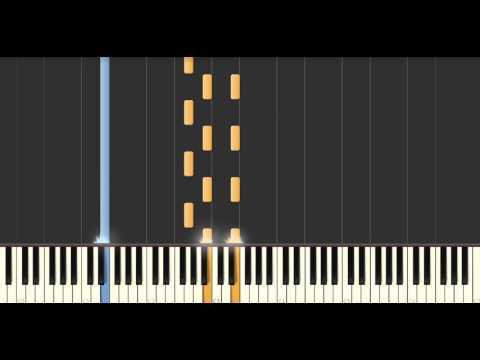My Way (Frank Sinatra Accompaniment) - Piano Tutorial