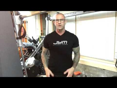 Jim's Tip of the Day: Barbell Curl Grip Tips