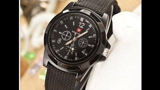 Покупка онлайн из Китая №261 Military Watch