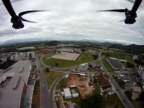 Shopping Garten e Av Santos Dumond- Joinville SC