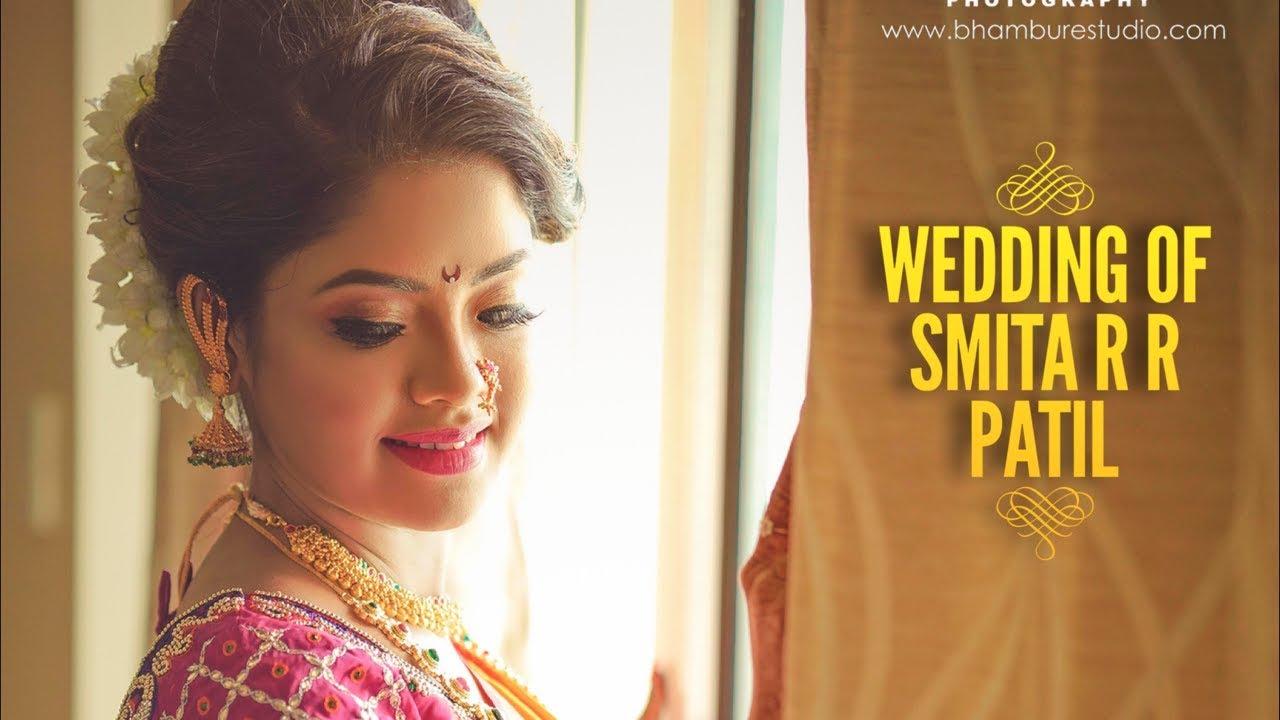 Wedding Highlight of Smita R  R  Patil