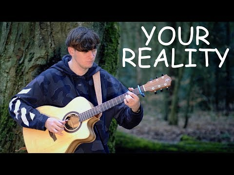 Doki Doki Literature Club! OST - Your Reality (Credit Theme) Fingerstyle Guitar Cover