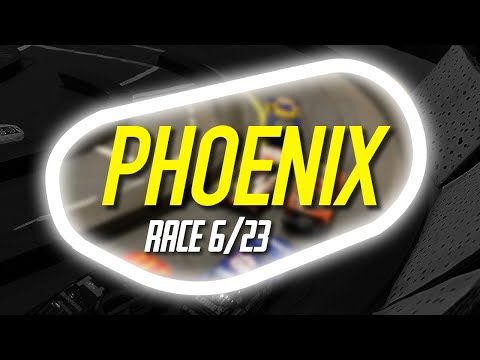 NASCAR Stop Motion: TMCS Season 3 Race 6 @ Phoenix International Raceway (circa 2010)