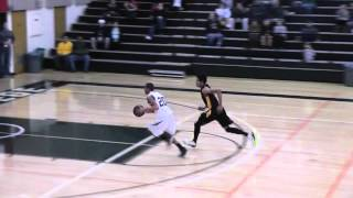 Feather River at Shasta College 1-24-13:  steal leads to layup
