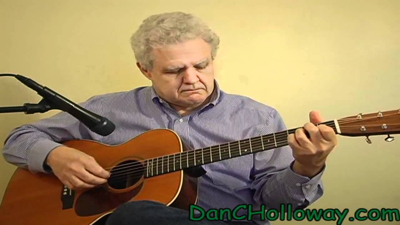 Scotch And Soda Kingston Trio Fingerstyle Guitar Youtube