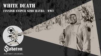 White Death – Finnish Sniper Simo Häyhä – Sabaton History 028 [Official]