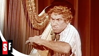 The Marx Brothers TV Collection (4/5) Harpo Plays The Harp
