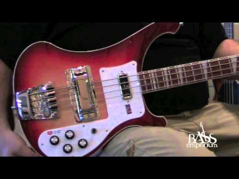 Rickenbacker 4003 Demo