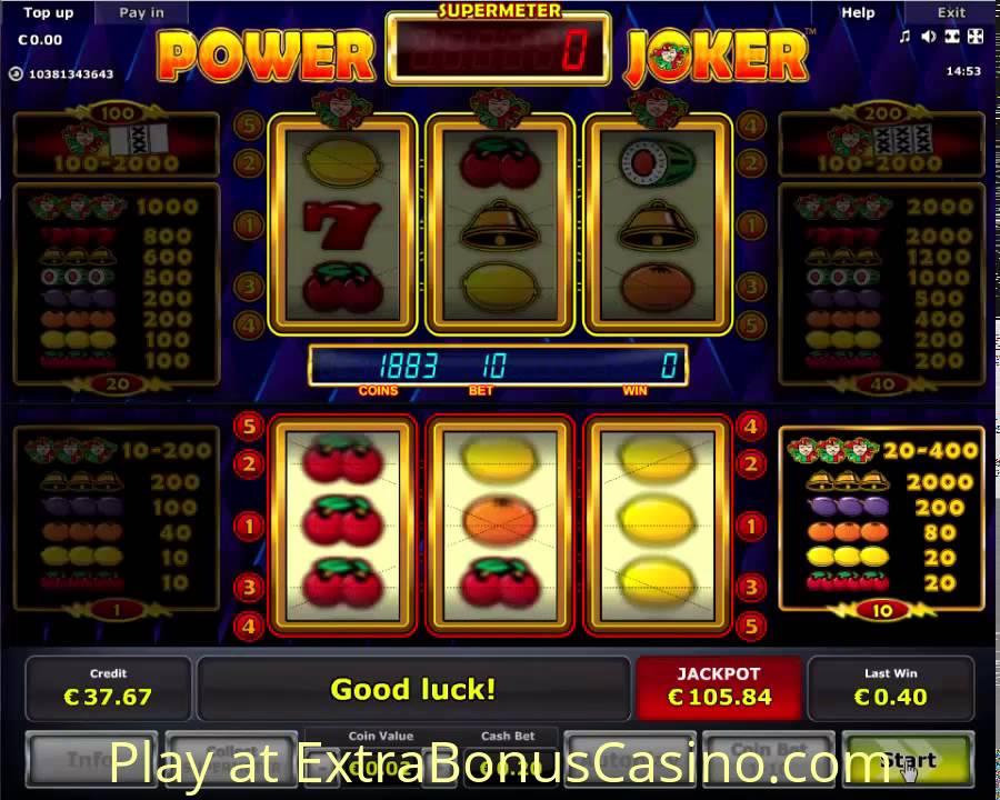 Jolly joker casino online players island casino metropolis il