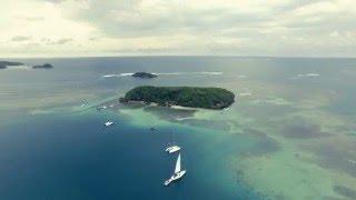 Martinique vue du ciel - Les Fonds Blancs [By Radix Corporation]