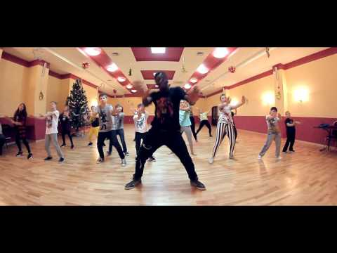 Sean Paul - Other Side Of Love. Reggae Dancehall by Клев Нитумби. All Stars Dance Centre 2016