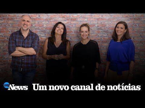MyNews, seu novo canal de notícias.