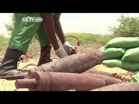 UN Mine Action Service says Mogadishu Demined
