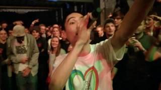 Die Cyper (2014) live - Edgar Wasser x Marz x Sickless