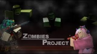 Roblox MMC Zombies Project | MVP play (according to one said person later in game)