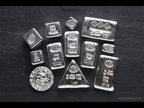 Why Poured Silver?