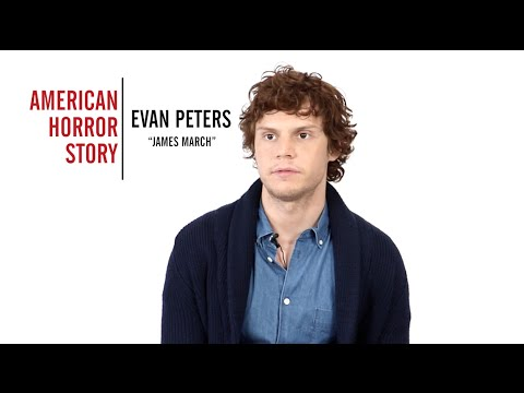 Emmy Quickie: How 'American Horror Story' Star Evan Peters Was Saved by a Dictionary