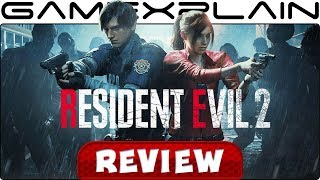 Resident Evil 2 - REVIEW (Video Game Video Review)