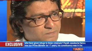 Raj Thackeray on Frankly Speaking with Arnab Goswami (Part 4 of 14)