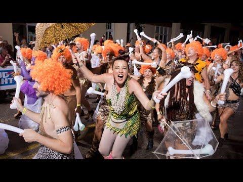 Key West Fantasy Fest Ends Sunday After Lavish Parade