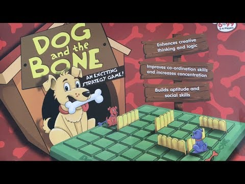 Zephyr Dog & The Bone Board Game
