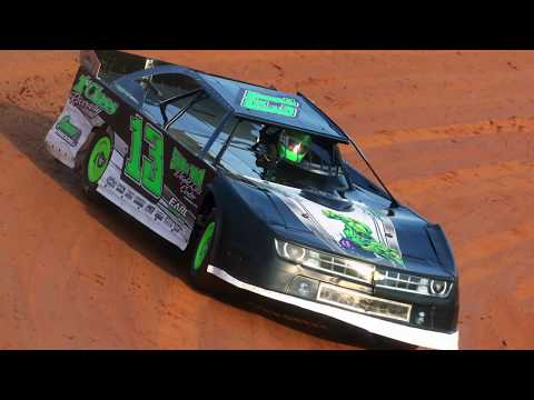 David Clark In-Car / Volunteer Speedway / Championship Points Racing 6.30.18