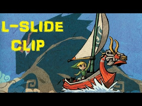 Wind Waker Glitch Tutorials: L-Slide Clip to Ghost Ship Chart (KirkQ Special)