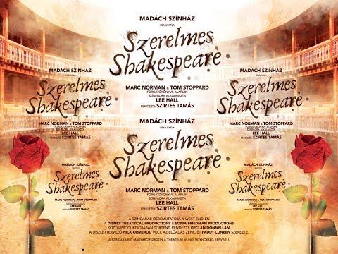 Szerelmes Shakespeare - Madách Színház