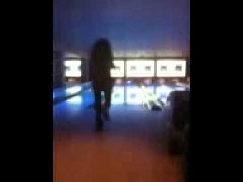 The bowling  strike dance by Martita