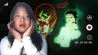 STUCK IN A CAVE FOR 24 HOURS OVERNIGHT PRANK! *SCARY* - Roblox Royale High