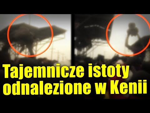 Kenijski szaman odnalazł dwa dziwne stworzenia! Czy mówi prawdę?