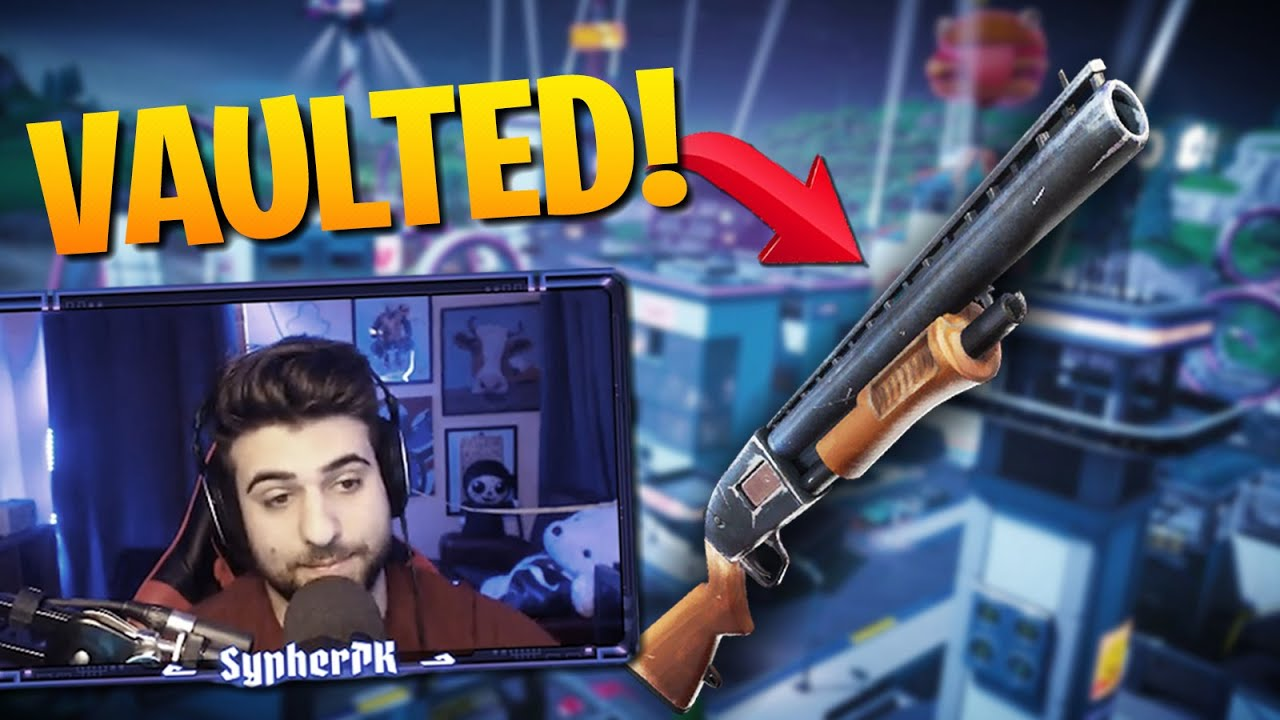 They VAULTED the PUMP!!? (My Thoughts) - Fortnite Battle Royale - Season 9 thumbnail