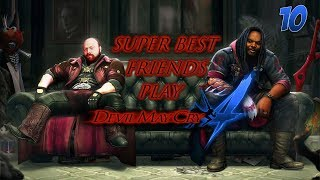 Best Friends Play Devil May Cry 4 (Part 10)