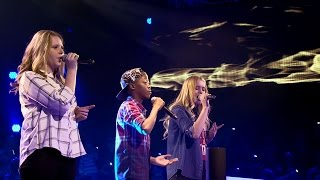 Samuel, Kato & Anke – 'Flashlight' & 'Rain' | Battle | The Voice Kids | VTM thumbnail