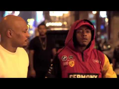 "STICKY FINGAZ ft CASSIDY ""Made Me"" video"