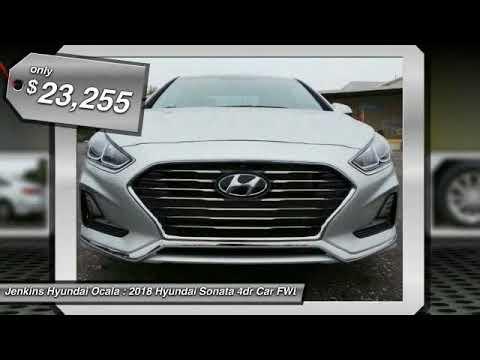 2018 Hyundai Sonata Ocala Florida Y3669