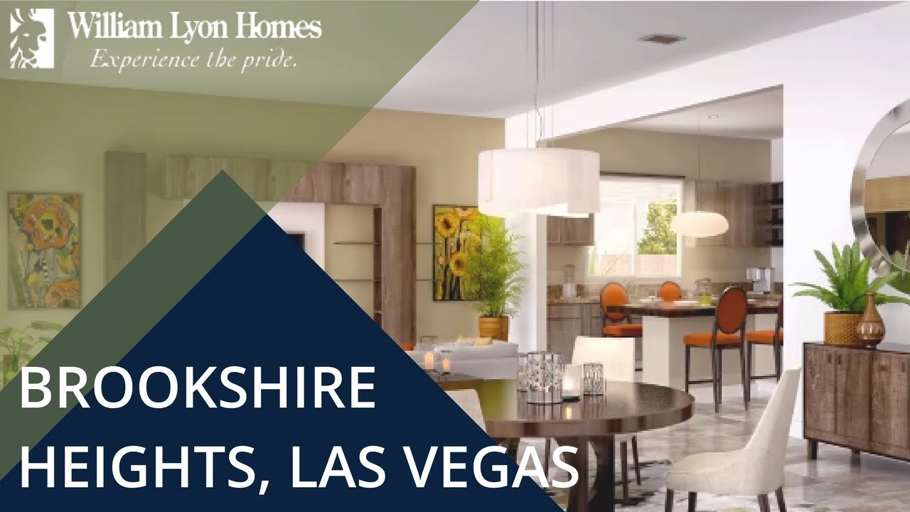 Brookshire Heights New Homes In Las Vegas NV
