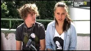 TIEMO HAUER - NACHT AM STRAND (BalconyTV)
