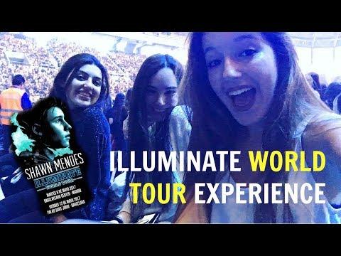 SHAWN MENDES: ILLUMINATE WORLD TOUR BARCELONA EXPERIENCE