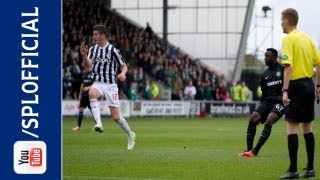 St Mirren 0-5 Celtic EXTENDED VERSION, 20/10/2012