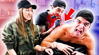I Got The TATTOO! **painful**