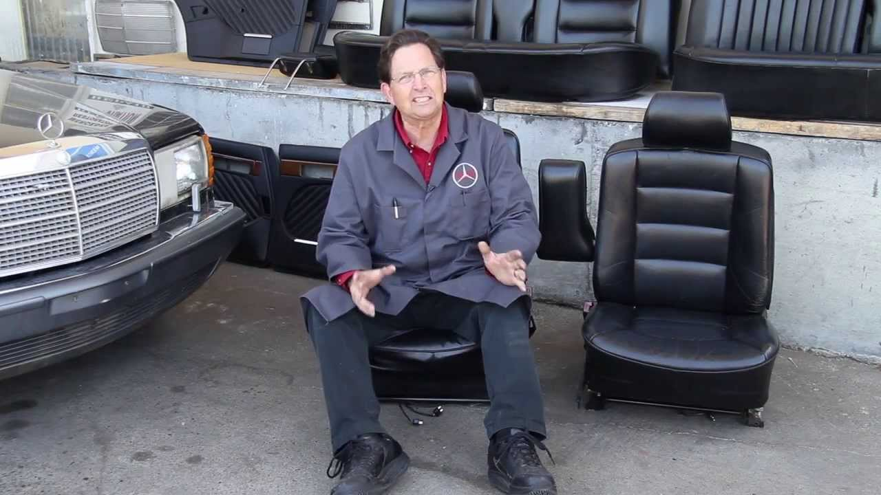 clk upholstery removal seats seatbottom mercedes benz watch youtube replacement leather