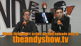 Today on THE ANDY SHOW!